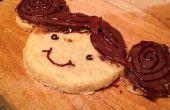 Géant Princesse Leia Cookie
