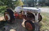 Mon autre projet : tracteur ford 1947
