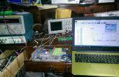 Comment faire un bon marché 16 MHz Arduino Oscilloscope à l'aide d'Excel et l'écran de votre ordinateur à écran