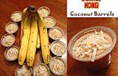 Donkey Kong coco barils (Jello Shots)
