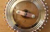Digital/mécanique roue de la Roulette