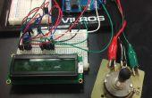 Projet Arduino thermomètre