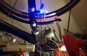 Dynamo de vélo bricolage l'induction magnétique sans contact