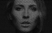 Comment faire un effet de texte Simple Portrait - Tutorial | Adobe Photoshop CC 2015 - GraphixTV