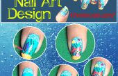 Aquarium de Nail Art Design