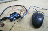 3D AIR mouse | Arduino + traitement