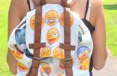 Sac à dos Emoji de bricolage