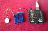 Vol de rapport Arduino avec une photo sur twitter en utilisant 1sheeld
