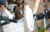 Deux outils de bricolage (dos herramientas gâteau)