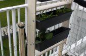 Espace Rack jardinage efficace