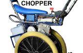 Équilibrage automatique Raleigh Chopper inspiré scooter électrique