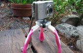 Très Cool rasoir jetable Mini trépied pour votre appareil photo !