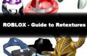 Retexturer & comment retexturer - ROBLOX