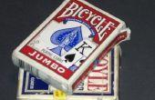 Comment jouer à vitesse avec cartes