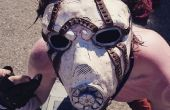 Comment faire un masque de Borderlands Psycho :