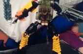 HOW TO BUILD - mech Lego pour halo Megabloks