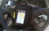 Wheeldock - support smartphone sûr volant