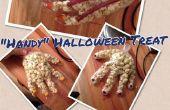 Treat/décoration de Halloween pratique
