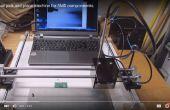 Sélection manuelle et Machine de Place pour les composants SMD