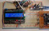 1602 clavier LCD bouclier Module I2C sac à dos
