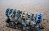 Tutorial serrure à combinaison LEGO