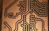 Vinyle autocollant PCB - comment à