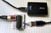 Temps GPS (UTC) pour la conversion d'heure locale à l'aide de Arduino