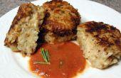 Galettes de riz italien Vegan