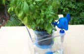 Planteur d'intérieur hydroponique « 3D Eleplant »