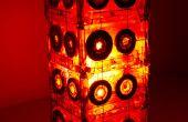 Cassette ruban lampe de Table