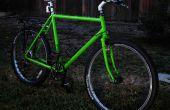 Liner vélo cadre de lit