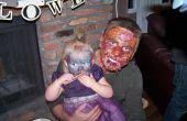 Masque de Zombie sous 2,50 $