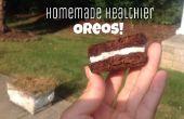 Oreos maison plus sain
