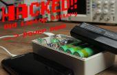 Convertir votre vieille batterie d'ordinateur portable dans un banc de puissance