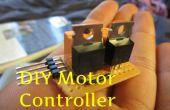 Contrôleur de moteur bricolage MOSFET