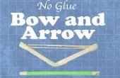 Non-colle arc et flèche