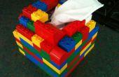 Support de boîte de Kleenex LEGO