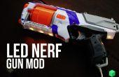 LED Nerf Mod