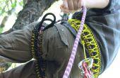 DIY harnais d'escalade