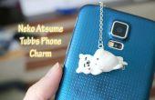 Tutoriel : Bricolage Neko Atsume Phone Charm - argile polymère