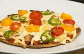 Croûte à Pizza quinoa