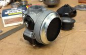 Carburateur Dellorto SHA Velocity Stack / Air Filter Mod