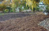 La sécheresse tolérant Front Yard - conversion de pelouse au sol