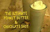 Le beurre de cacahuète ultime & Shot chocolat
