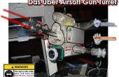 Tourelle d'Airsoft de Uber das