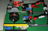 LEGO bobine enrouleur