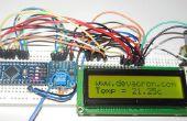 Thermomètre type K à Arduino