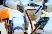 Comment faire un motoréducteur dc est devenu le moteur servo