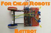 Plus de châssis pour les Robots bon marchés 1: Battbot
