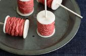 Bobines de fil Cake Pops